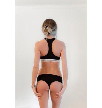 Mai Underwear Mai Active Bottom Essential - Black
