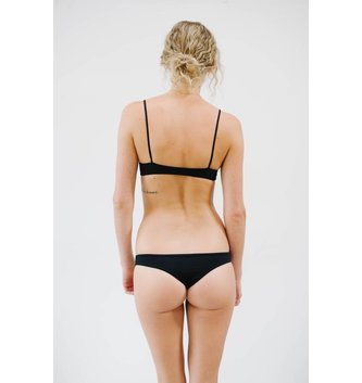 Mai Underwear Mai Everyday Bottom Deluxe - Black