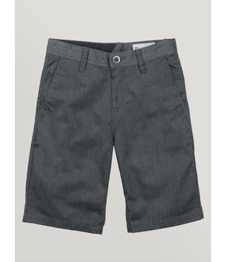 Big Boys Frickin Chino Shorts - Charcoal Heather