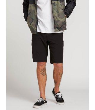 Frickin Surf N' Turf Static 2 Hybrid Shorts - Black Out