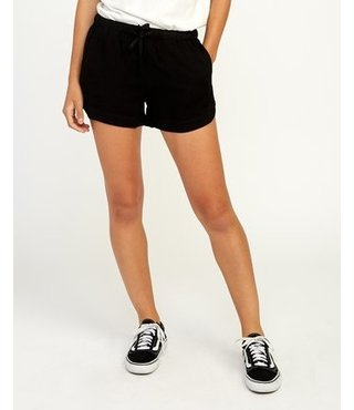 New Yume Elastic Short - Black