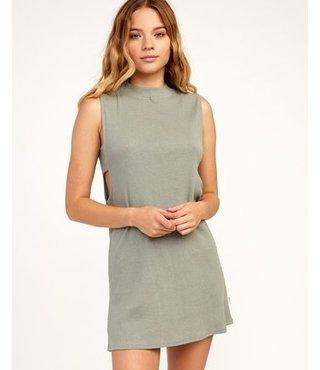 Talin Dress - Grey Mist