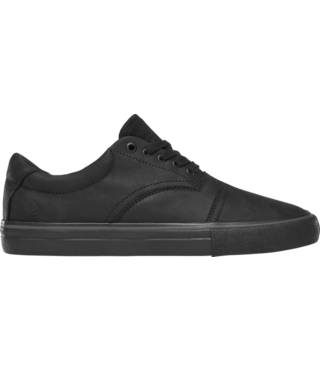 Provider Skate Shoes - Black/Black/Black