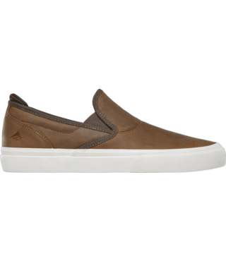 Wino G6 Jon Dickson Slip-On Shoes - Brown