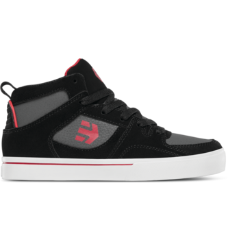 ETNIES FOOTWEAR Kid's Harrison HT Skate Shoe - Black/Grey