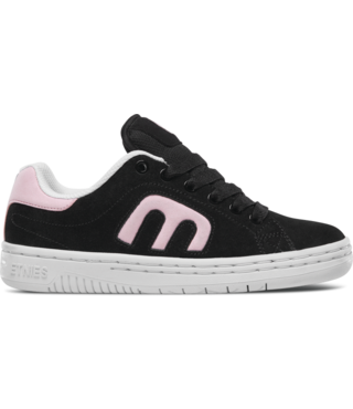 Women's Callicut Skate Shoes - Black/White/Crystal
