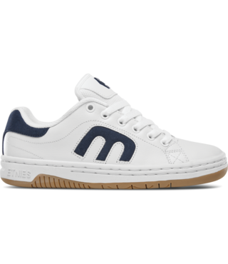 Women's Callicut Skate Shoes - White/Navy/Gum