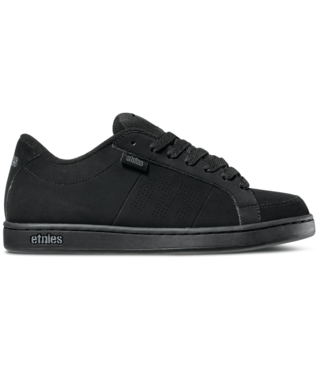 Kingpin Skate Shoes - Black/Black