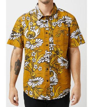 Griffin Woven Button Up Shirt