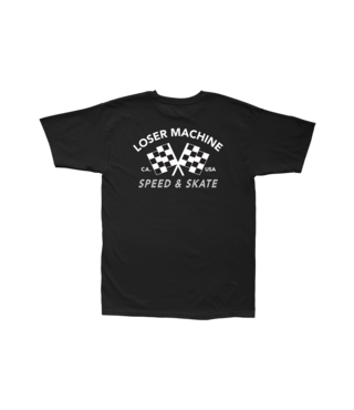 Daytona Stock Tee - Black