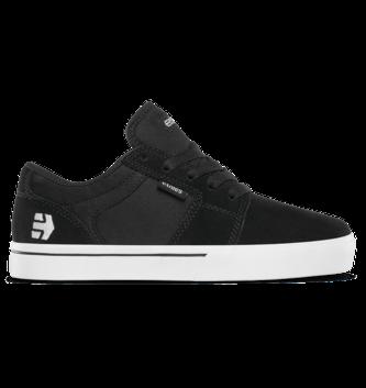ETNIES FOOTWEAR Kid's Barge LS Skate Shoe - Black/White