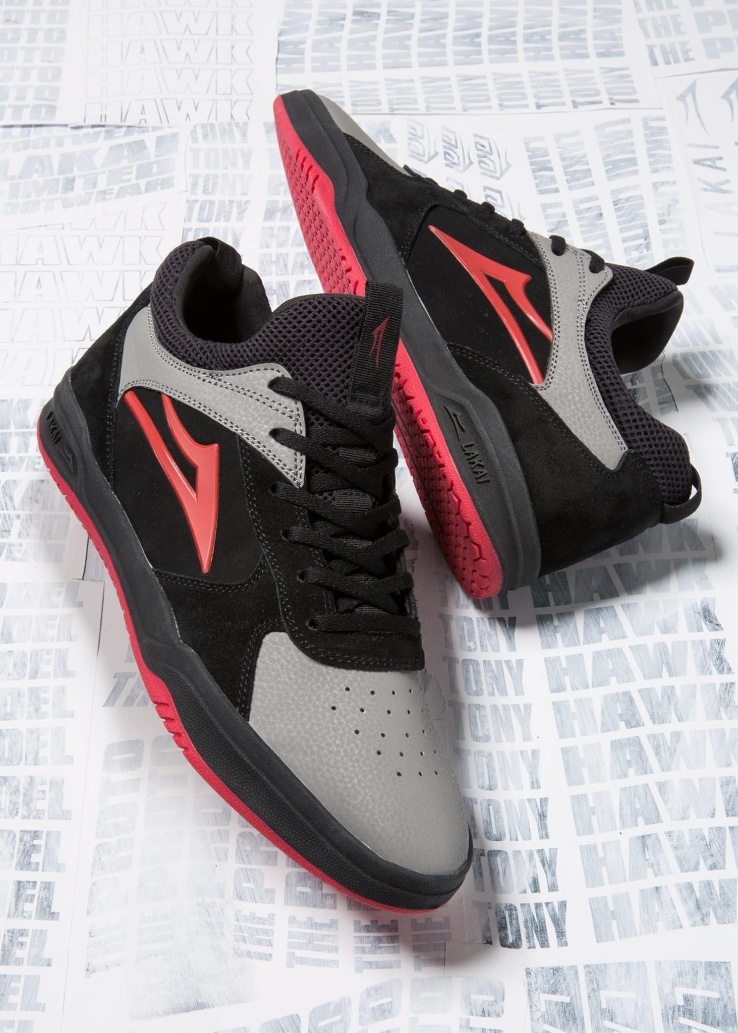 Tony Hawk Proto Skate Shoes - Black