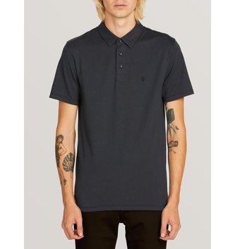 VOLCOM Wowzer Polo Shirt - Navy