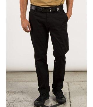 Frickin Modern Stretch Chino Pant - Black
