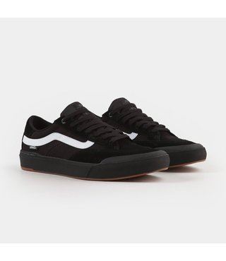 Berle Pro Men's Skate Shoes - Black/Black White