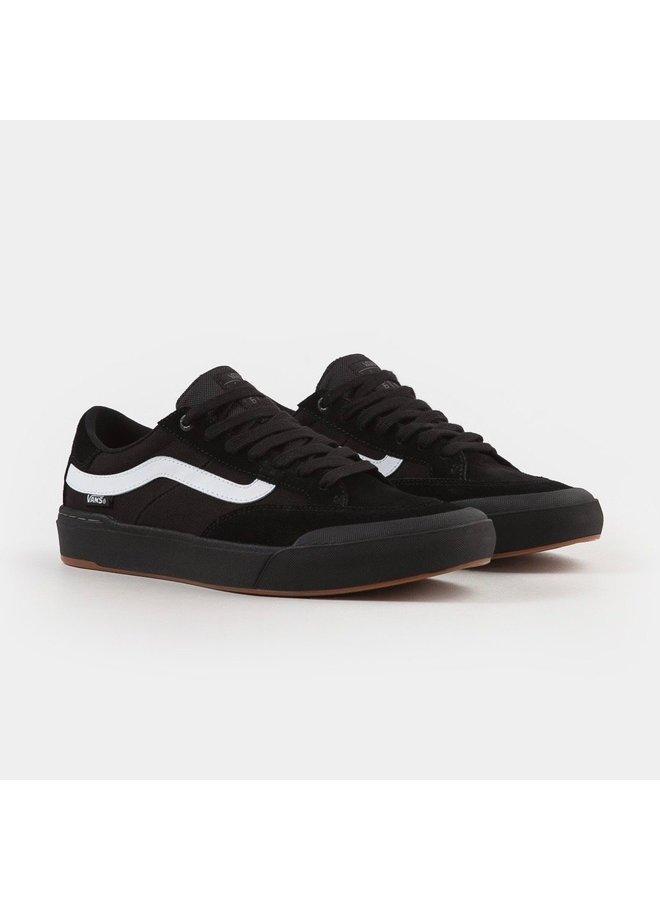 Berle Pro Men's Skate Shoes - Black/Black White