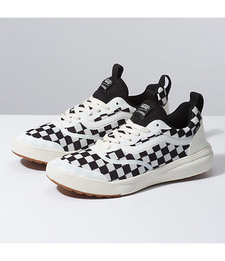 Checkerboard Ultrarange Rapidweld Shoes - Marshmallow/Black