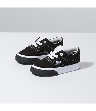 Toddler Color Block Era Shoes - Black/True White