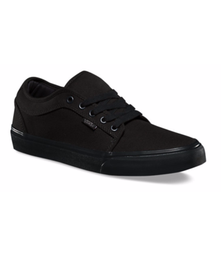 Chukka Low Men's Skate Shoes - Blackout