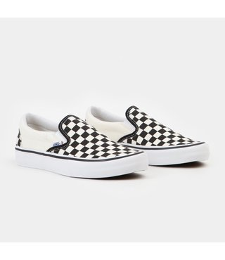 Slip-On Pro Men's Skate Shoe - Checkerboard