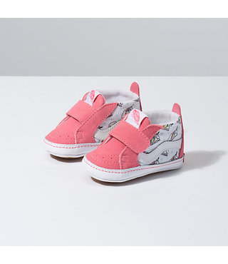 Infant Sk8-Hi Crib Shoe - Unicorn