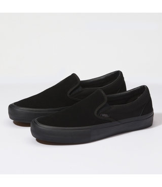 Slip-On Pro Men's Skate Shoes - Blackout