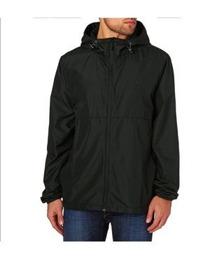 Transport Windbreaker Jacket - Black