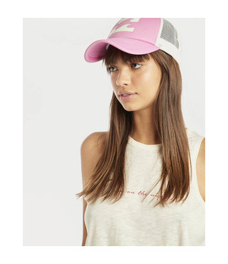 Billabong Trucker Hat - Pretty Pink