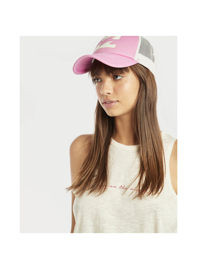 Billabong Trucker Hat - Pretty Pink
