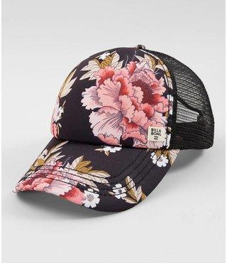 Heritage Mashup Trucker Hat - Rose Quartz