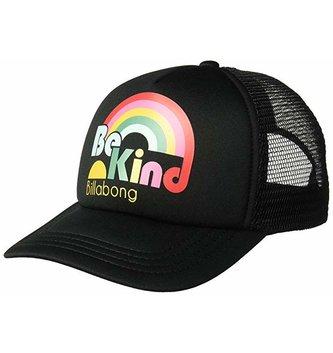 BILLABONG Girls' Ohana Trucker Hat - Black/Multi