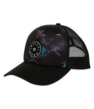 Boys' Scope Trucker Hat - Black