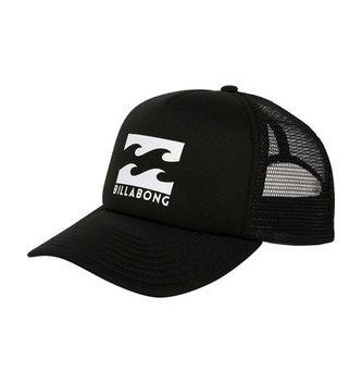 BILLABONG Boys' Podium Trucker Hat - Black/White