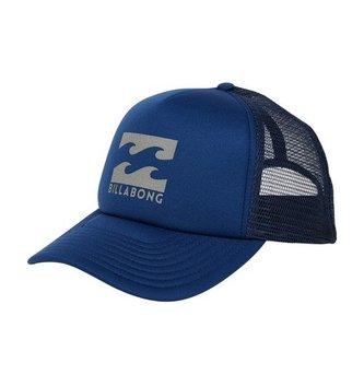 BILLABONG Boys' Podium Trucker Hat - Dark Slate