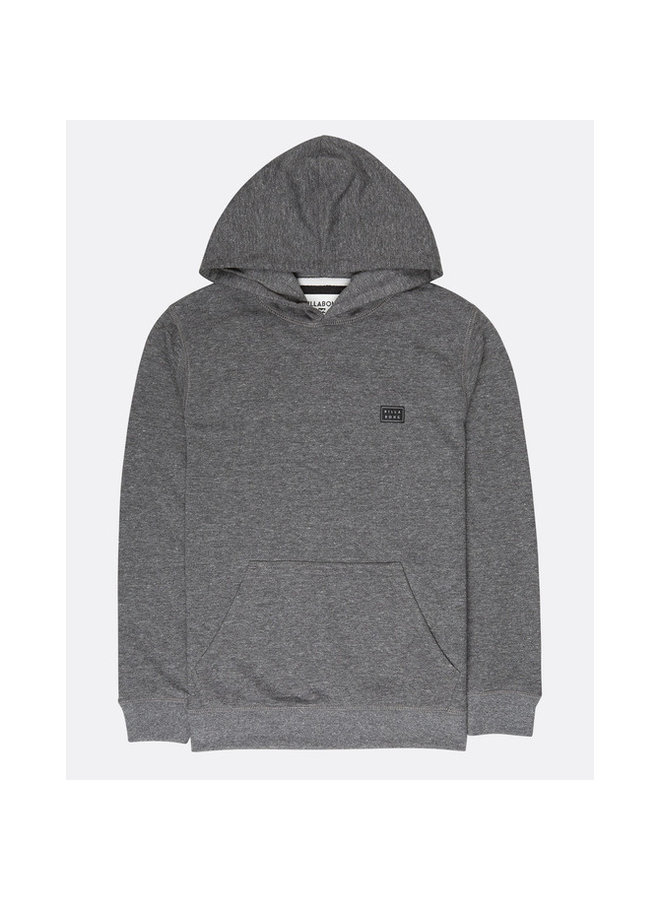 Boys' All Day Pullover Hoodie - Black