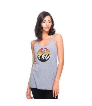 RDS WOMENS TANK OUTDOORS - Heather Grey