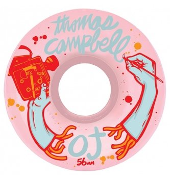OJ Wheels 56mm Thomas Campbell Keyframe 87a OJs Skateboard Wheels