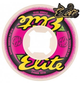 OJ Wheels 54mm Elite EZ Edge 101a OJs Skateboard Wheels