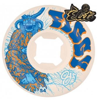 OJ Wheels 54mm Figgy Lightning Elite EZ Edge 101a OJs Skateboard Wheels