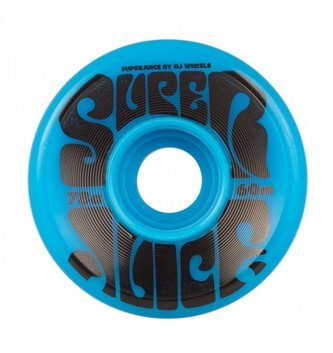 OJ Wheels 60mm Super Juice Blue 78a OJs Skateboard Wheels