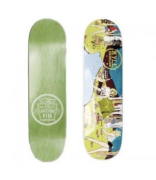 "8.375"" Scumco Nicholson PA Dreaming Skateboard Deck"