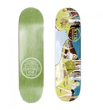 "Scumco Skateboards 8.375"" Scumco Nicholson PA Dreaming Skateboard Deck"