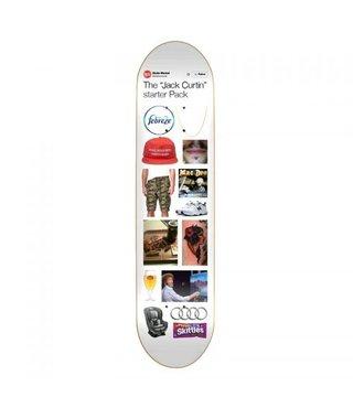 "8.125"" S.Mental Curtin Starter Pack Skateboard Deck"