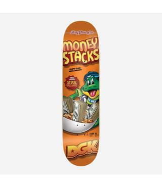 "8.06"" DGK Krispy Vibes Williams Skateboard Deck"