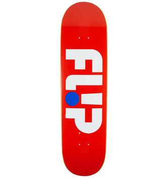 "Flip Skateboards 8.5"" x 32.75"" Flip Team Odyssey Patriot Red Skateboard Deck"