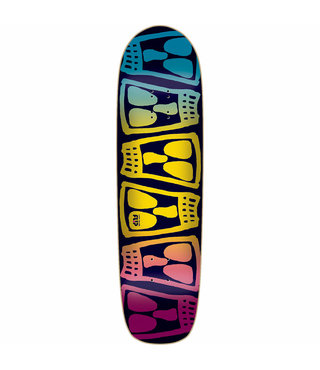 "9"" x 32.5"" Flip Mountain Vato Repeater Skateboard Deck"