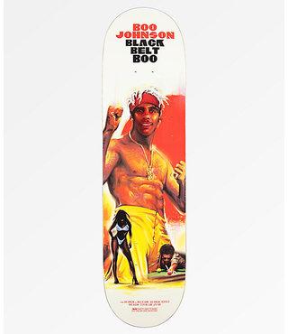 "8.25"" DGK Kung Fu Boo Skateboard Deck"