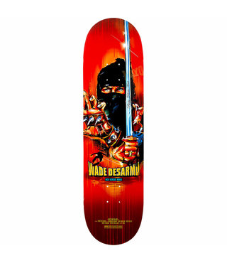 """8.38"""" DGK Kung Fu Wade Skateboard Deck"""