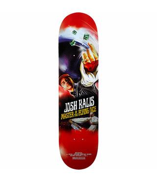 "7.8"" DGK Kung Fu Kalis Skateboard Deck"