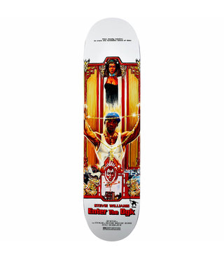"8.06"" DGK Kung Fu Williams Skateboard Deck"